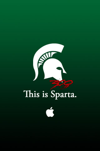 michigan state football iphone wallpaper images pictures
